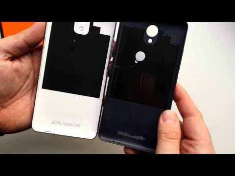 Xiaomi Redmi Note 2 Battery Covers