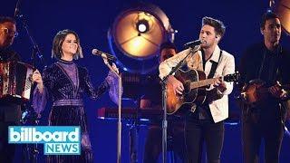 Maren Morris & Niall Horan Sing