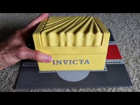 How To Open Replace & Change INVICTA Watch Cell Battery & Door Cover! 5 29 18