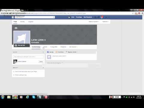 Change Your Facebook URL After Limit. [NOT WORKING ANYMORE]