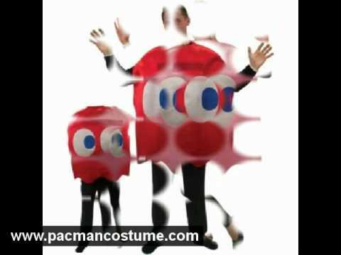 Halloween Costume Ideas: Pacman Costume - Pacmancostume.com