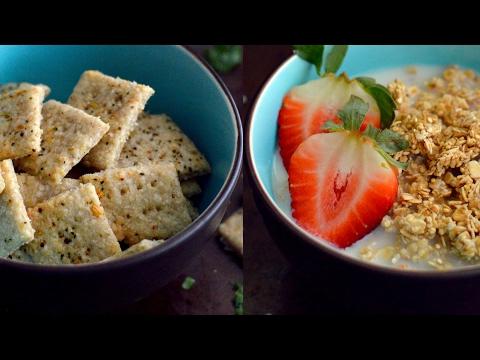 7 Vegan Oatmeal Recipes (Not Porridge)