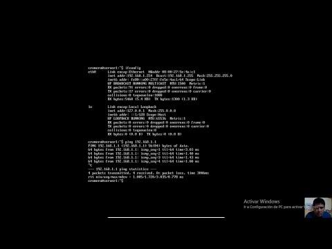 Set IPv4 and IPv6 on Ubuntu Server - Configure IPv4 e IPv6 en Ubuntu server