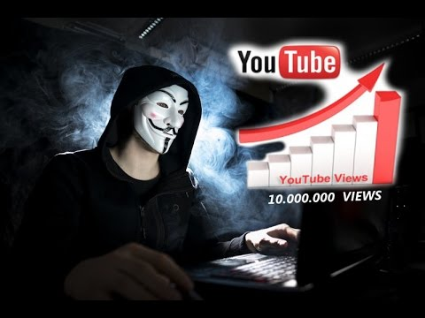 Increase views on youtube videos and monetization generator hacker
