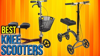 10 Best Knee Scooters 2017