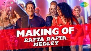 Making of Rafta Rafta Dekho | Salman Khan | Sonakshi Sinha | Remo D'Souza | Rekha| Dharmendra |Sunny