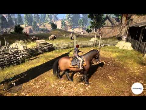 Dragon Age: Inquisition - How To Get Mounts