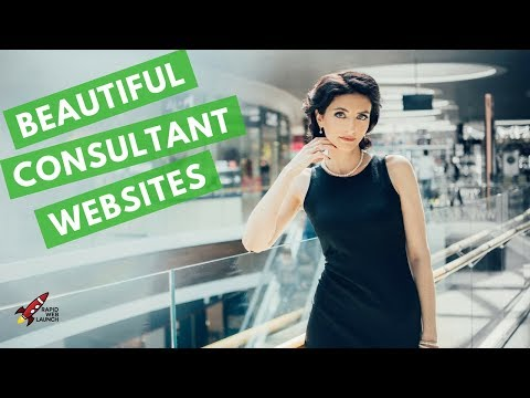 10 Stunning Examples of Website Design for Consultants