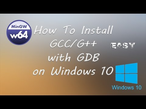 How To Install GCC/G++ in Windows 10 [EASY]