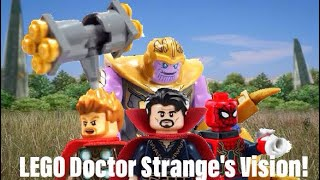 Download Lego Doctor Strange's Vision! Video