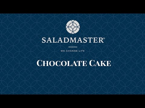 Cooking In Saladmaster: Cake