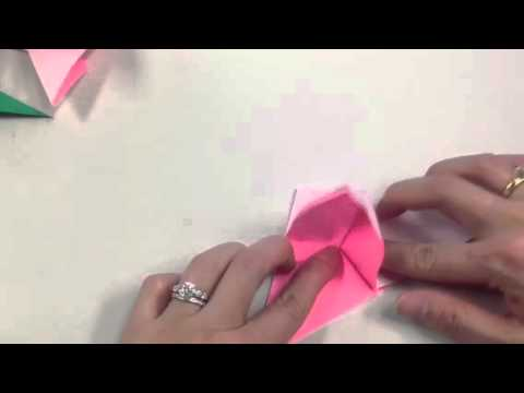 Origami flappy bird