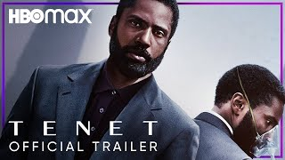 Tenet   Official Trailer   HBO Max