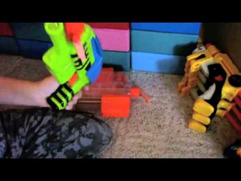 best nerf fort ever