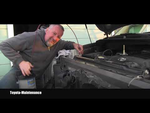 Toyota Tundra Power Steering Fluid Flush