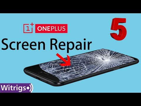 OnePlus 5 LCD Screen Repair Guide