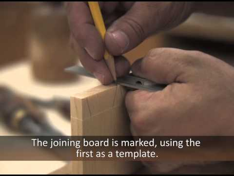 How to Dovetail Wood - Furniture Design and Construction