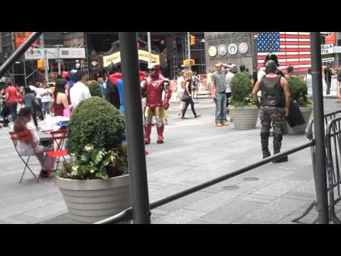 Lil Lightskin New Jersey Trip - Downtown New York (Pt. 2 Time Square)