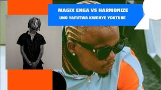 MAGIX ENGA Atoa Sababu Za Kuufuta Wimbo UNO Wa HARMONIZE Kwenye YouTube/Atoa Masharti Na Onyo Kali