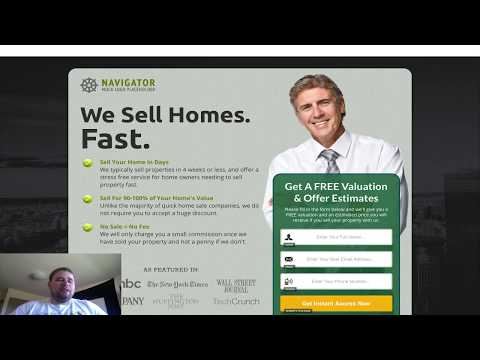 How To Build A Real Estate Marketing Funnel for Seller Leads With ClickFunnels - 2017 Review