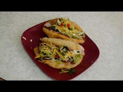 Chalupa recipe for Vegetarians - Video Recipe from Bhavna's Kitchen