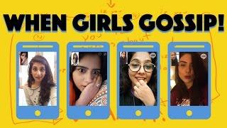 When Girls Gossip | MangoBaaz