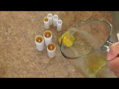 How to Make Solid Perfume Sticks: Recipe #5 in the My Buttered Life Personal Care edition