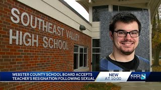 Southeast Valley teacher accused of sexual misconduct involving students