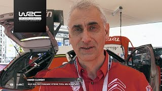 WRC 2017: WHO IS WHO Didier Clement