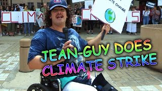 CLIMATE STRIKE PROPAGANDA: Jean-Guy Crashes...   Louder with Crowder