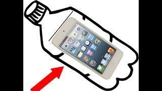 Ipod In Bottle Prank!! | Lll P4nd4 Lll