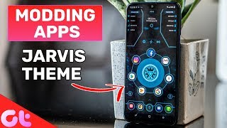 JARVIS IM3 iOS for Android on Xiaomi Redmi 4X (User