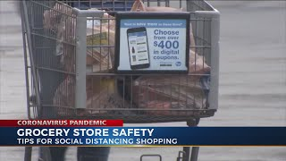 Grocery store safety