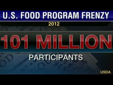 101M Getting Government Food Assistance