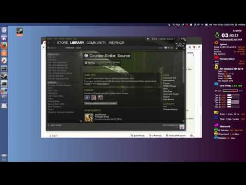 How to install Steam in Ubuntu