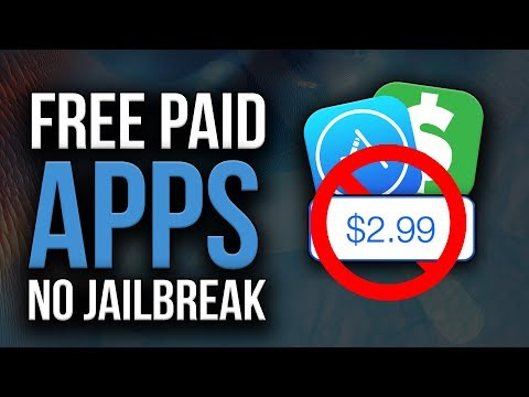 iOS 10 - 10.3.3/10.2: Get PAID Apps/Games FREE (NO JAILBREAK) iPhone, iPad, iPod - Alex Reed