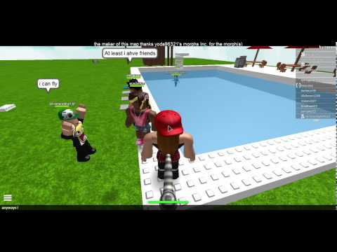 Dealing With Brats on Roblox