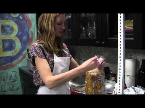 Late Night Eats: Christina Tosi's Late Night Sandwich (Late Night with Jimmy Fallon)