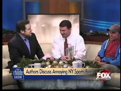 Authors Discuss Annoying NY Sports Fans