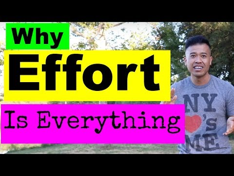 WHY IS EFFORT IMPORTANT IN A RELATIONSHIP? | The #AskNick Show, Ep. 61