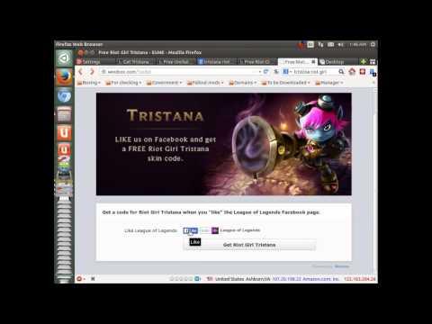Free Tristana Skin - Gamer Asylum