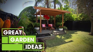 How To Build A Vietnamese-Style Pergola | Gardening | Great Home Ideas | Great Home Ideas