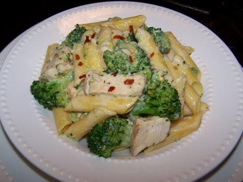 Creamy Chicken and Broccoli Pasta Recipe