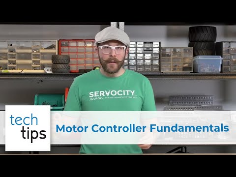 Motor Controller Fundamentals