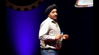 How Blockchain can transform India | Jaspreet Bindra | TEDxChennai