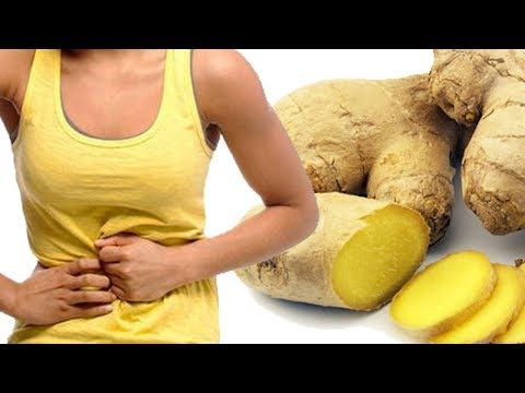 How to Get Rid of Lower Abdominal Pain With Ginger
