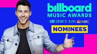 Billboard Music Awards 2021   Nominees