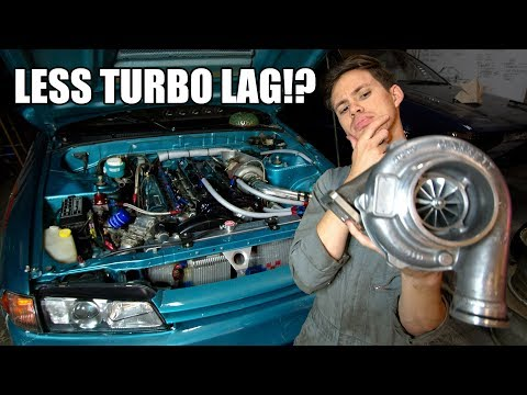 SHOULD THE R32 GET A BIGGER TURBO?