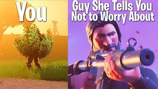 WHY YOU WILL NEVER BE GOOD AT FORTNITE...