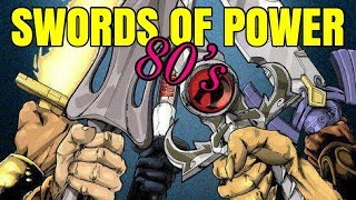 Top 5 Swords of Power from the 80